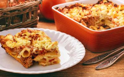 Pastitsio, la pasta interpretata dalla cucina greca