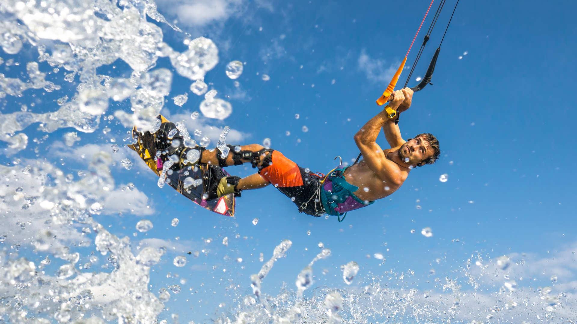 Kitesurf in Grecia: Le Migliori Spiagge   Anek Lines Italia