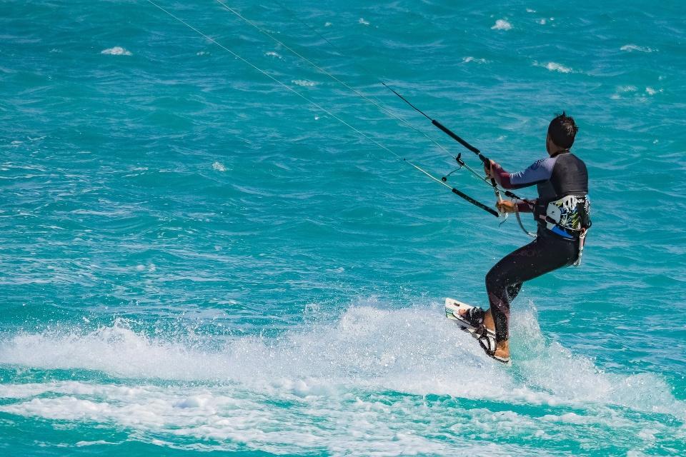 kitesurf Grecia