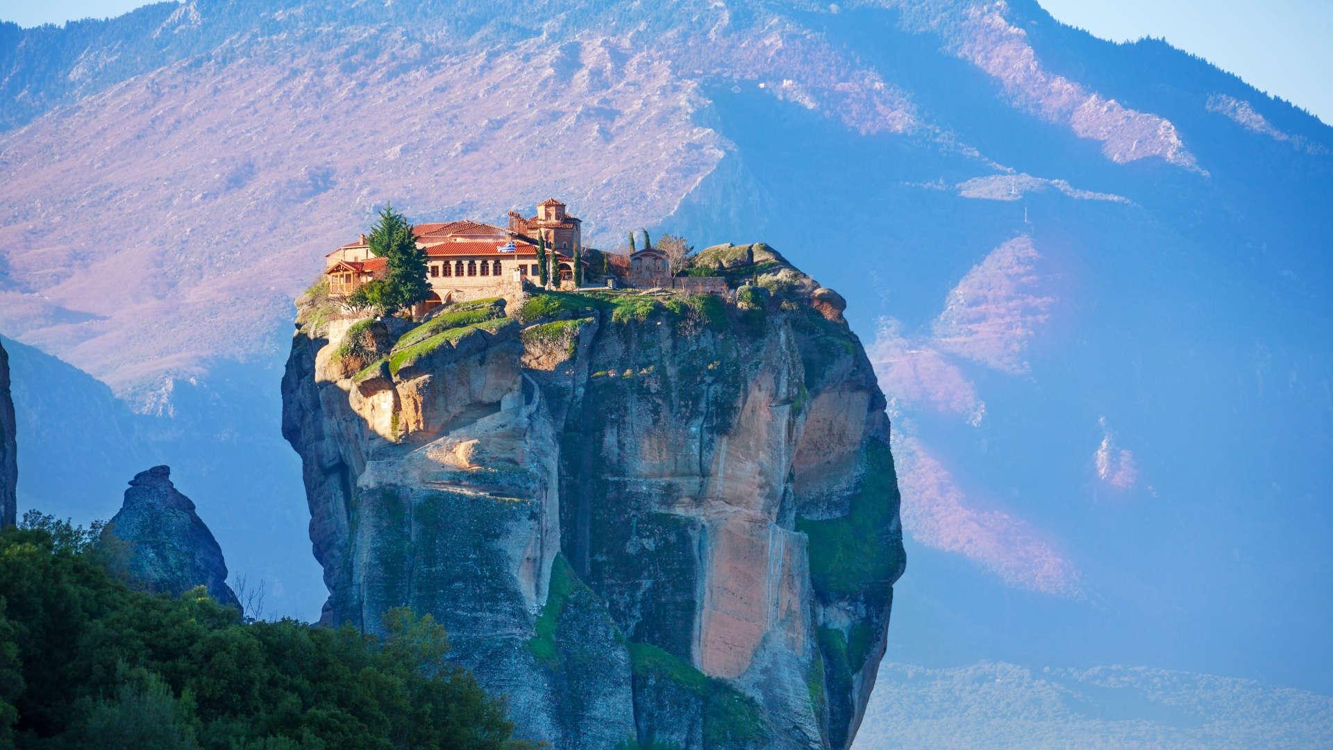 Meteore, Grecia del Nord