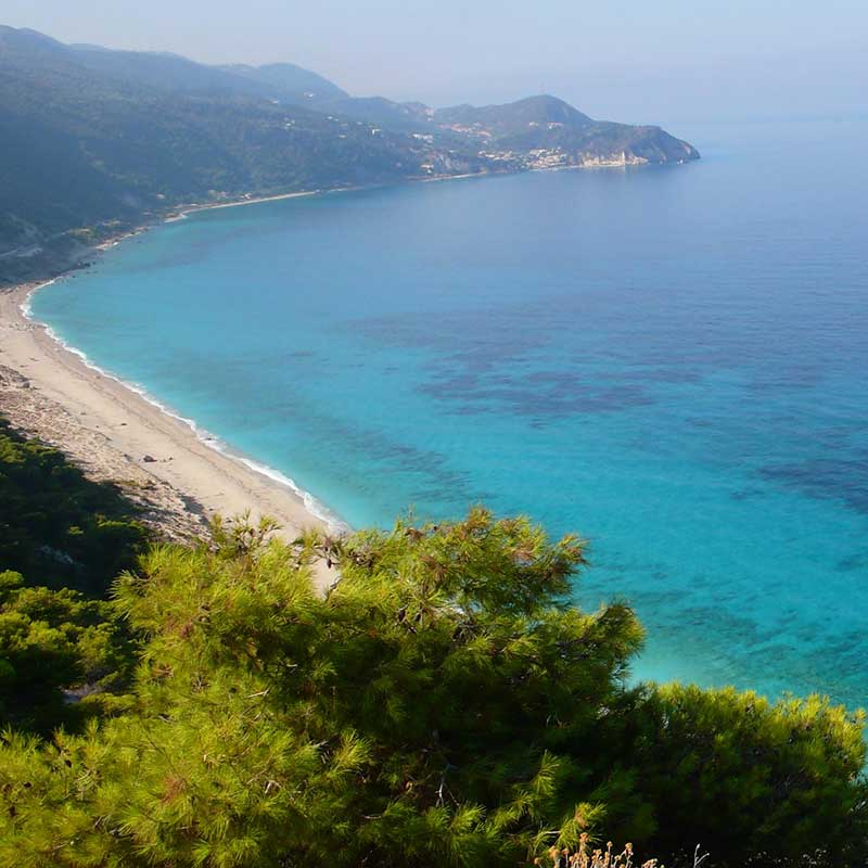 Spiaggia di Lefkada