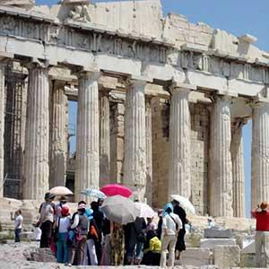 Tour di gruppo in Grecia