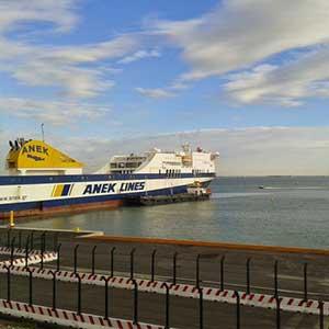 Imbarco traghetti venezia grecia