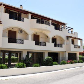 Ilias studio e appartamenti Corfù