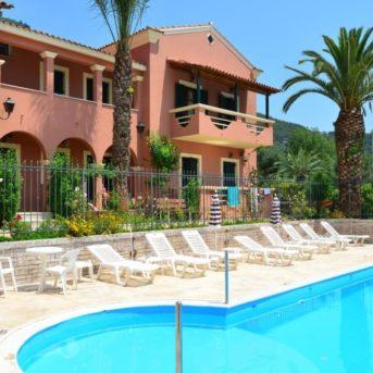Villa Sofia Appartamenti, Corfù