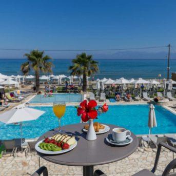 Acharavi Beach Hotel Corfù