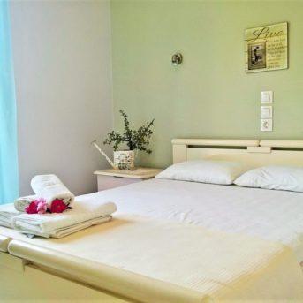Camera da letto, Aloni Appartamenti Cefalonia