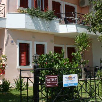 Altina appartamenti Lefkada