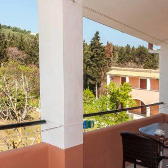 Fondas appartamenti Corfù