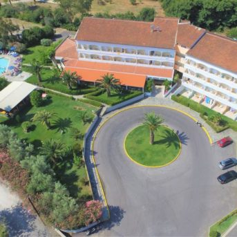 Livadi Nafsika Hotel Corfù
