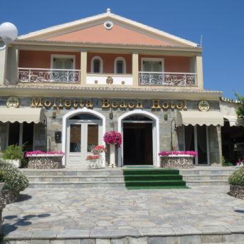 Molfetta Beach Hotel Corfù