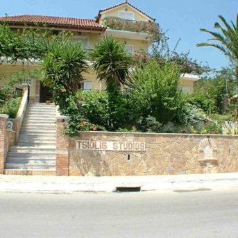 Esterno, Tsilios appartamenti Zante