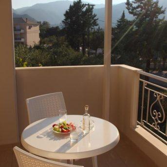 Balcone, Angelina appartamenti Lefkada