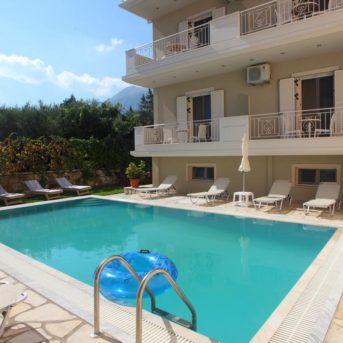 Angelina appartamenti Lefkada