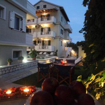 Esterno, Angelina appartamenti Lefkada