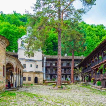 Monastero di Troyan