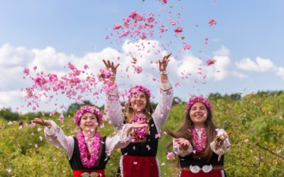Festa delle rose in Bulgaria – La valle incantata