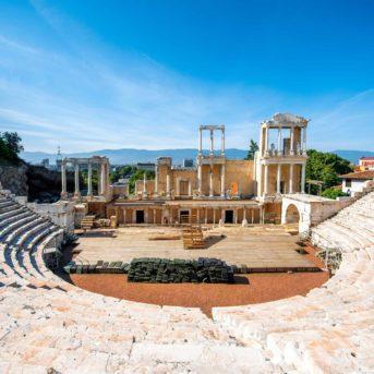 Teatro di Plovdiv