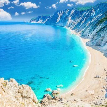 Spiaggia, Lefkada
