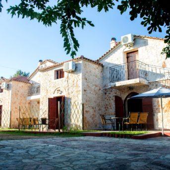 Monte e Mare appartamenti Cefalonia