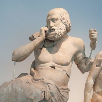 Statua ad Olympia