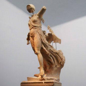 Statua, Olympia