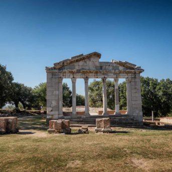 Apollonia, Tour Albania Macedonia Kosovo, Soggiorni Anek