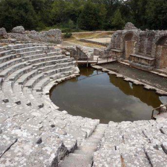 Butrinto, Tour Albania Macedonia Kosovo, Soggiorni Anek