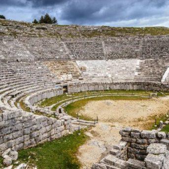 Dodona, Salonicco, Tour Macedonia Epiro, Soggiorni in Grecia Anek