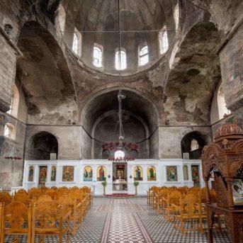 Chiesa ortodossa, Tracia