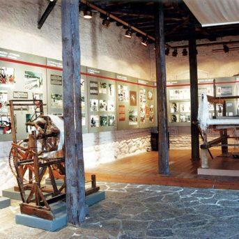 Soufli, museo della seta