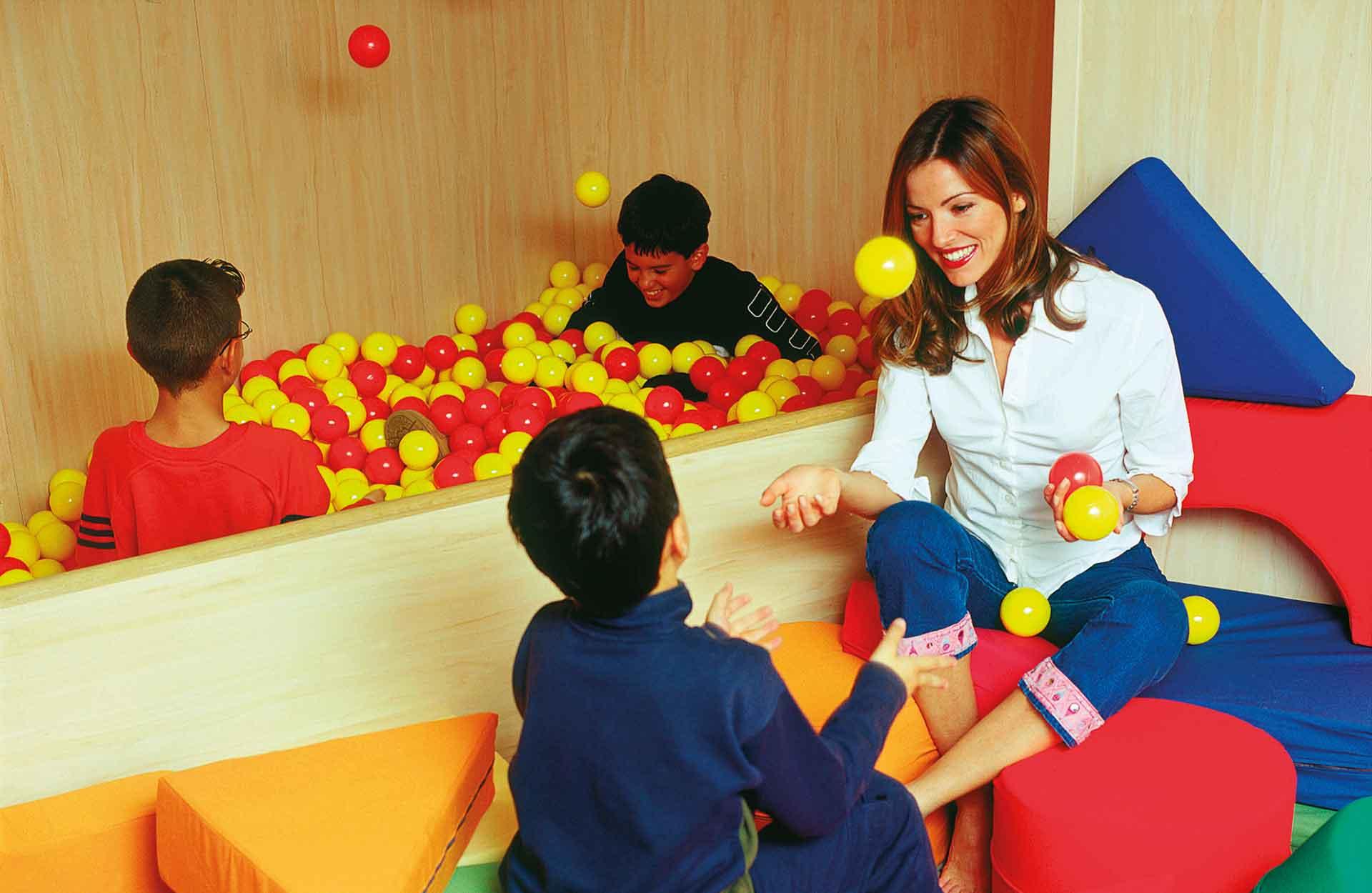 Sala per bambini, Hellenic Spirit, Anek Traghetti Grecia