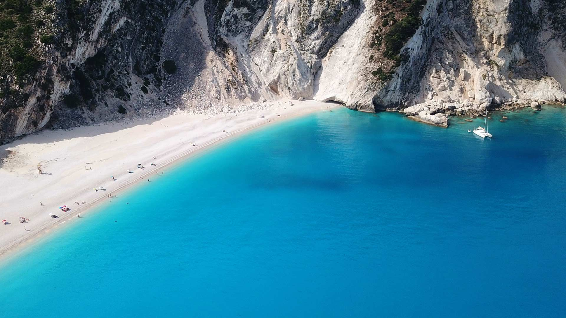 Spiaggia di Myrtos, Cefalonia