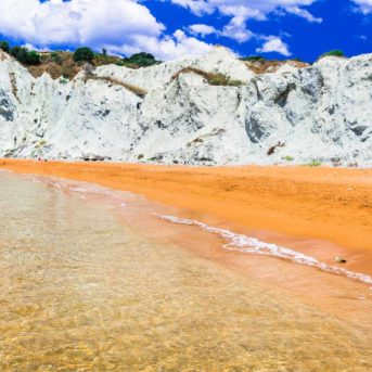 Spiaggia di Xi, Cefalonia
