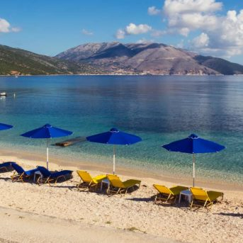 Spiaggia di Antisamos, Cefalonia