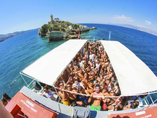 Viaggio evento maturità in Grecia