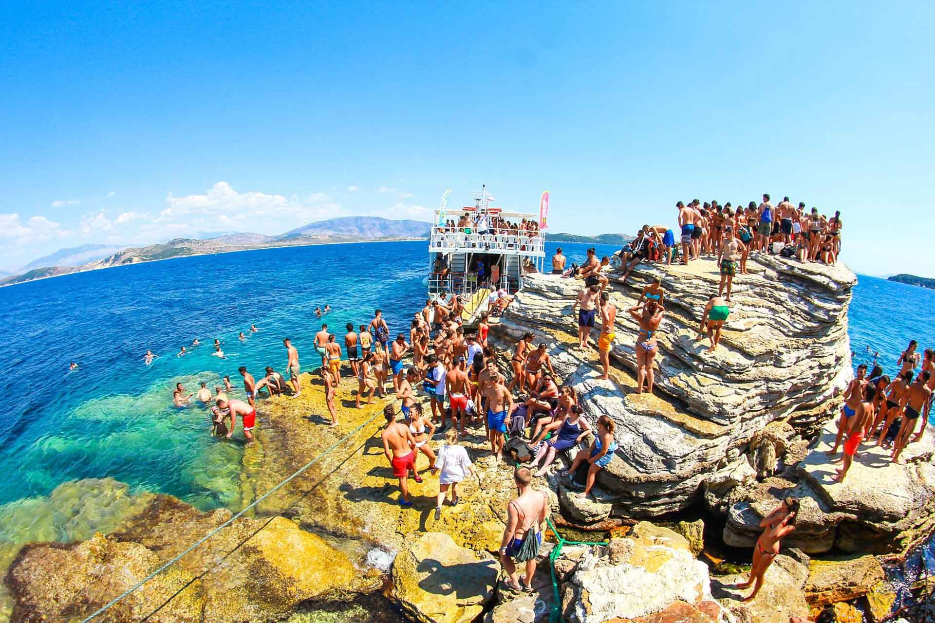 Viaggio maturità grecia Lefkada Ioannis