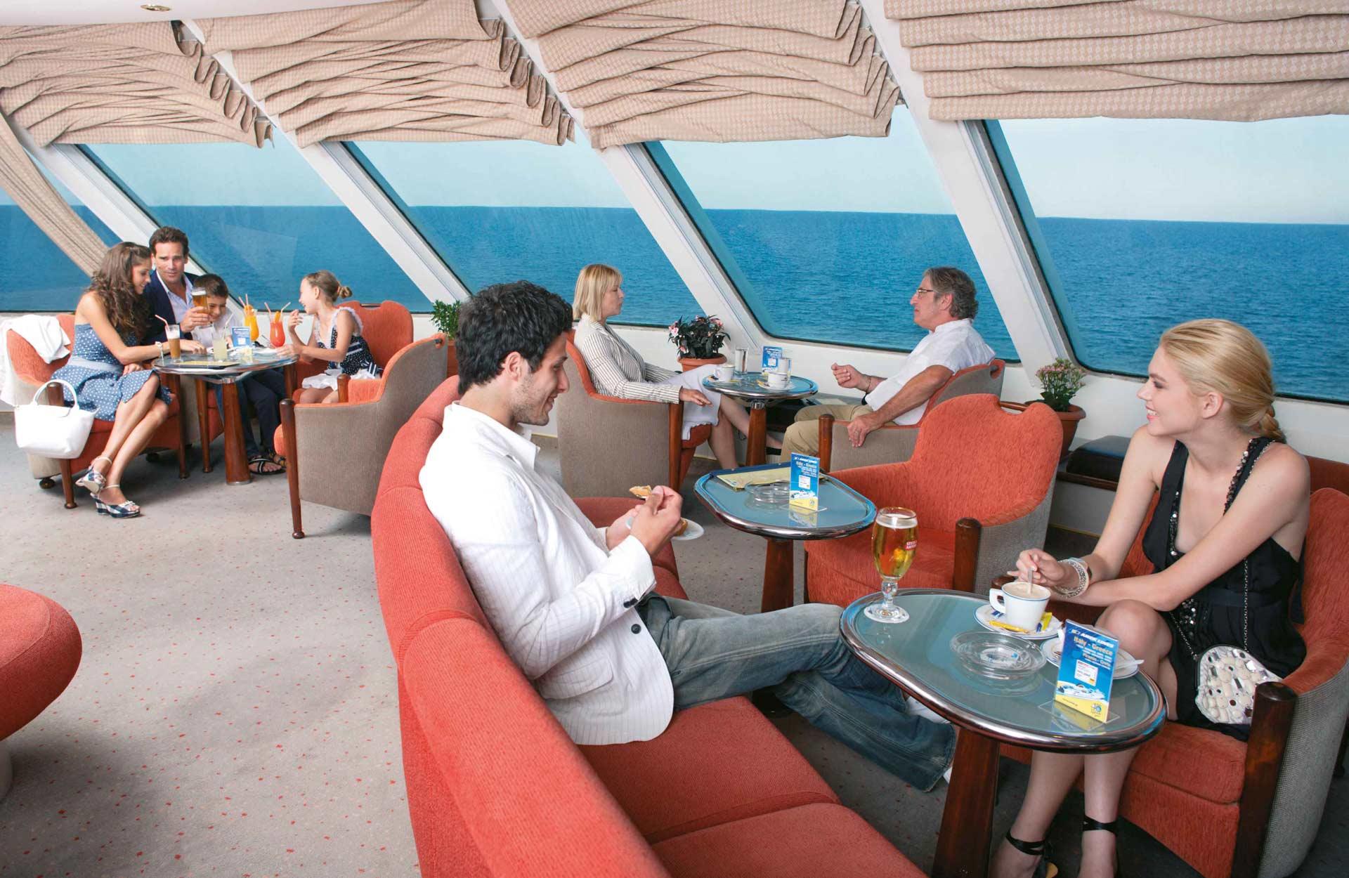 Bar, Hellenic Spirit, Traghetti Grecia Anek