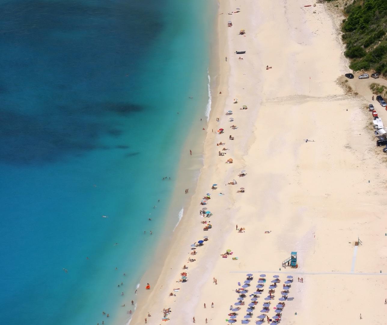 Myrtos Beach, Cefalonia