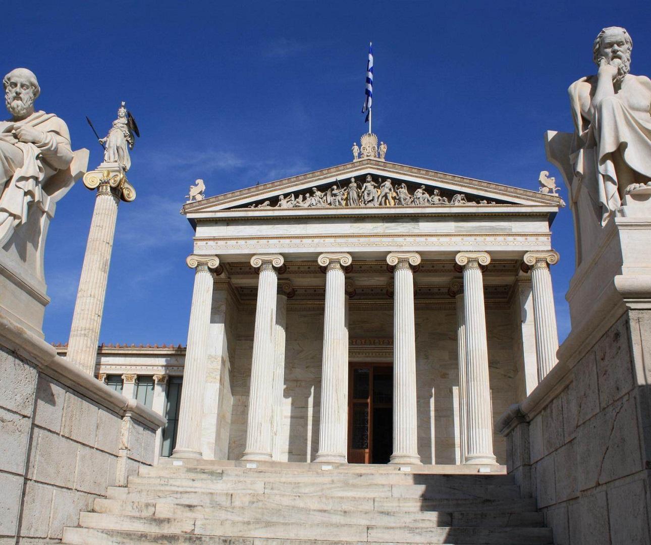 Grecia Classica Tempio