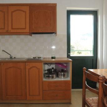 Kantaros appartamenti Corfù