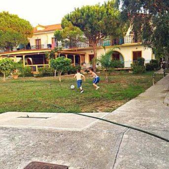 Giardino, Tsilivi Studio appartamenti Zante