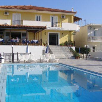 Esterno con piscina, Andreolas Hotel Zante