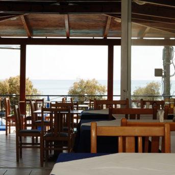 Sala ristorante, Andreolas Hotel Zante
