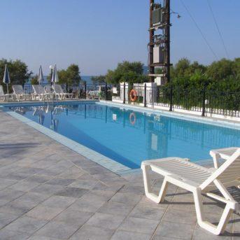 Piscina, Andreolas Hotel Zante