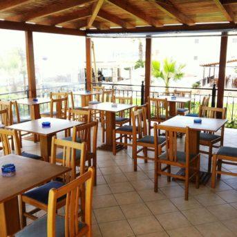 Tavoli esterni, Andreolas Hotel Zante