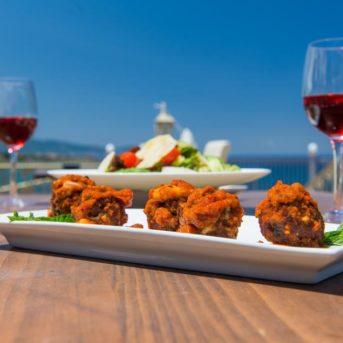 Dettaglio, cibo, Balcony Hotel Zante