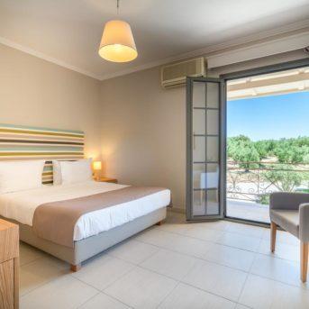 Camera da letto, Balcony Hotel Zante
