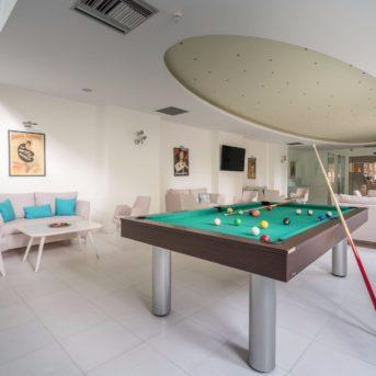Sala relax, Best Western Galaxy Hotel