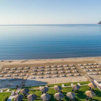 Spiaggia, Best Western Galaxy Hotel